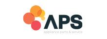 Aps logo design