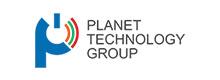 Planet Technology logo design